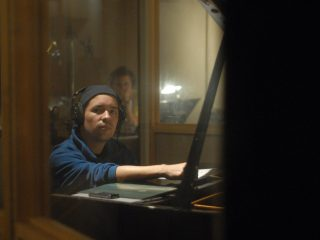 Recording at Acoustic Recording Studios, Brooklyn – 2011