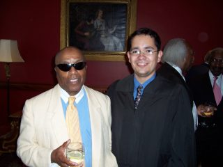 NEC commencement 2006 with Roy Haynes