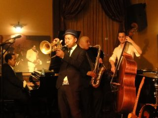 with Roy Hargrove – Shanghai, CHINA 2010