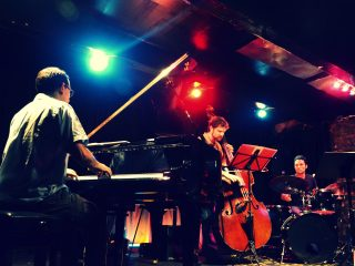 Trio at Caverock in Brooklyn, 2013