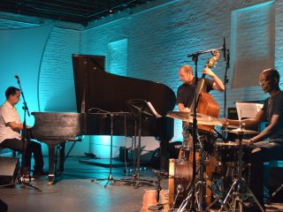 Trio live in New York