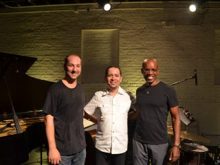 Trio with Will Slater & Rudy Royston
