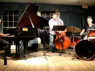 Trio at Greenwich House, New York