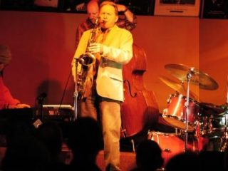 Jerry Bergonzi Quartet at Sahara Club