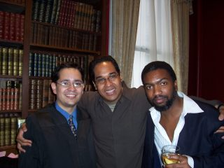 with Danilo Perez & Graham Haynes, Boston 2004