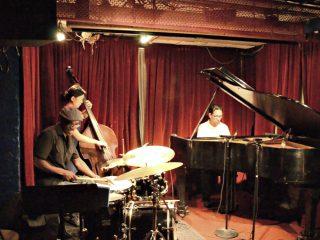 Gabriel Guerrero Trio Featuring Rudy Royston, NYC 2012