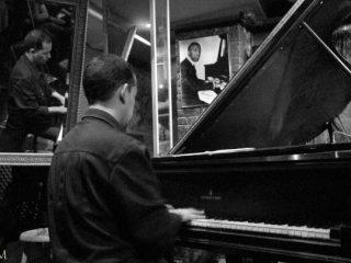 at Smalls Jazz Club, NY