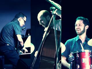 Gabriel Guerrero Trio Showcase – Bogota 2014