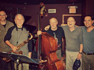 Bruce Gertz Quintet ft. Jerry Bergonzi and George Garzone, 2014