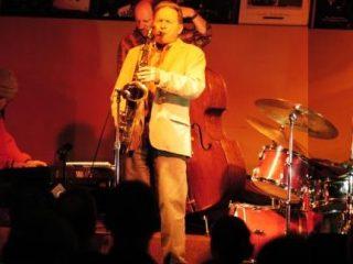 Jerry Bergonzi Quartet at Sahara Club