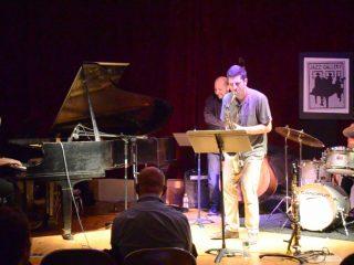 Surca Quartet at the Jazz Gallery – New York, 2014