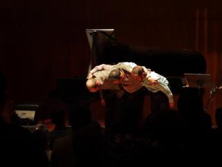 Gabriel Guerrero Trio at Biblioteca Luis Angel Arango – Bogota 2014