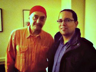 with Egberto Gismonti @ Carnegie Hall