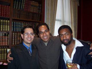 with Danilo Perez & Graham Haynes, Boston 2004
