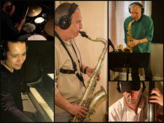 Recording with Bruce Gertz Quintet featuring Jerry Bergonzi & George Garzone